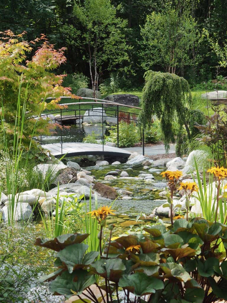 Twilight In Koi Pond >> The Grass Gauchos Llc Landon Roberts Green Works The Vermont